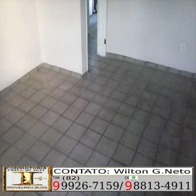 Conj. Res. Alfredo Gaspar de Mendonça-jacarecica-Maceió-Alagoas-quarto