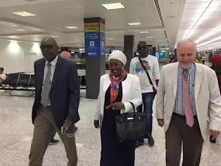 , Breaking: Aisha Buhari Concludes US Trip, Head To Nigeria, Latest Nigeria News, Daily Devotionals & Celebrity Gossips - Chidispalace