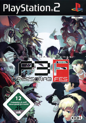 Persona 3 FES PS2 GAME ISO