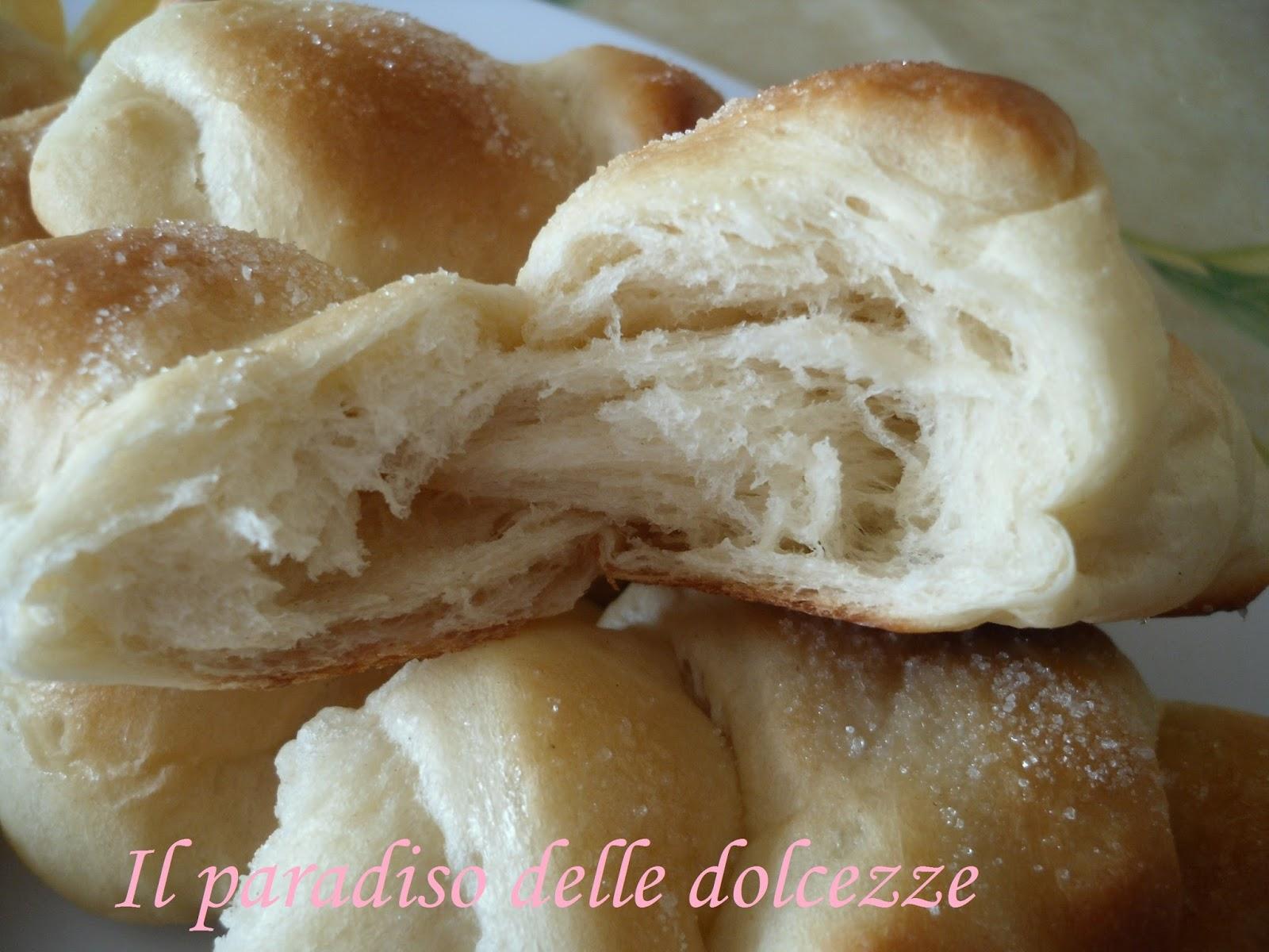 Il paradiso delle dolcezze le brioches pi soffici del mondo - Loredana in cucina ...