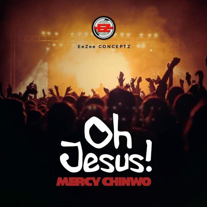 """[MUSIC] Mercy Chinwo - """"Oh Jesus"""""""