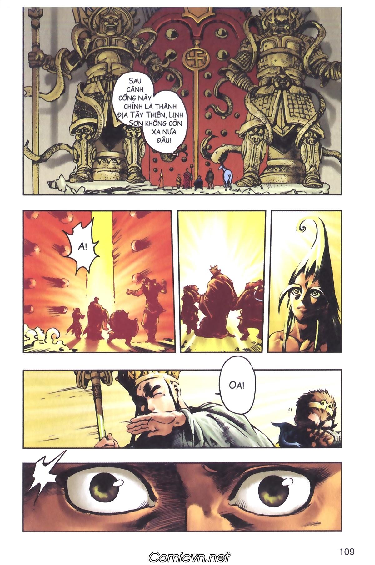 Tây Du Ký màu - Chapter 133 - Pic 9