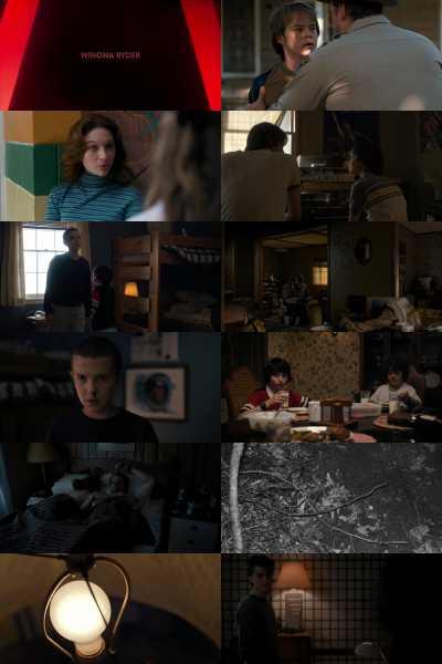 Stranger Things Complete Season 1