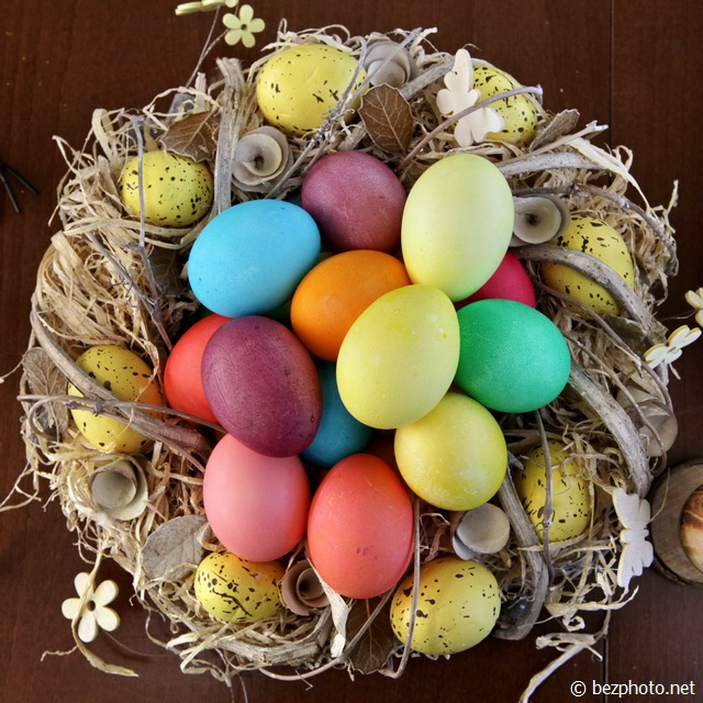 яйца пасха фото