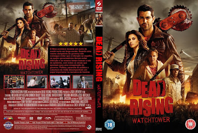 Filme Dead Rising Watchtower DVD Capa