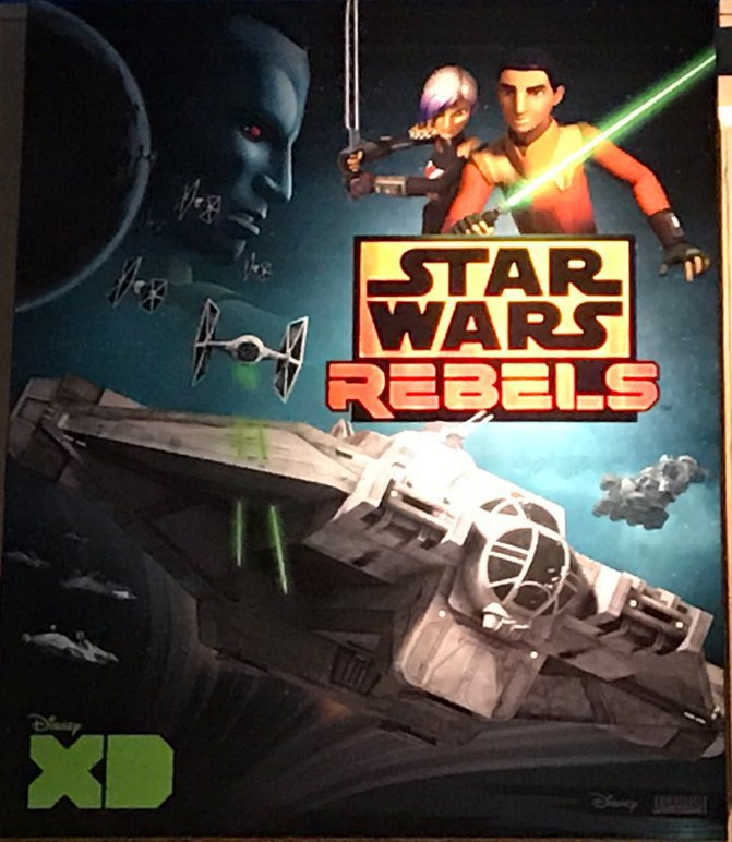Star Wars Rebels 2017: Season 4 - Full (2/9)