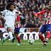 Real Madrid y Atlético empataron en el Derbi y se alejan del Barcelona
