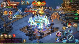 Heavenly Saber Apk - Free Download Android Game