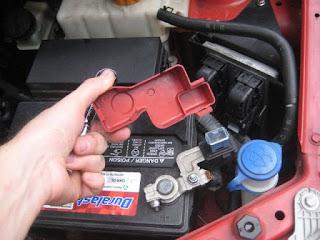 Szerviz akkumulátor csere