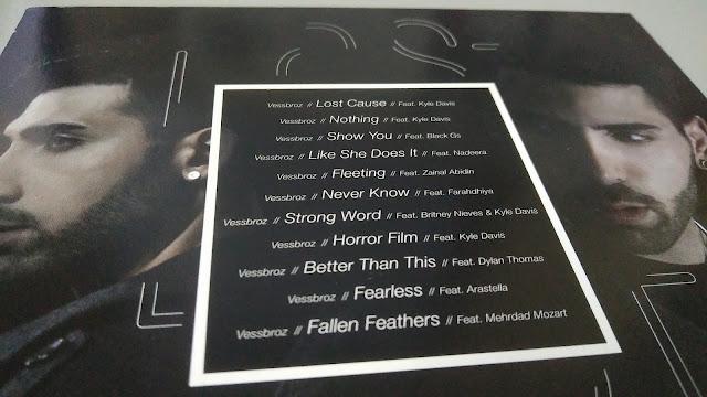 VESSBROZ Membawa Genre Electro Pop Tentang Kehidupan, vessbroz,review album vessbroz,
