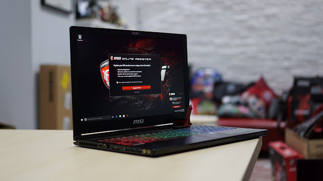 MSI Pamerkan Jajaran PC Gaming High End