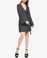 BCBGeneration Faux-Wrap Dress