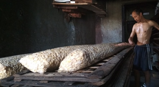 Rupiah Lemah, Bahan Baku Kedelai untuk Pembuatan Tempe Naik