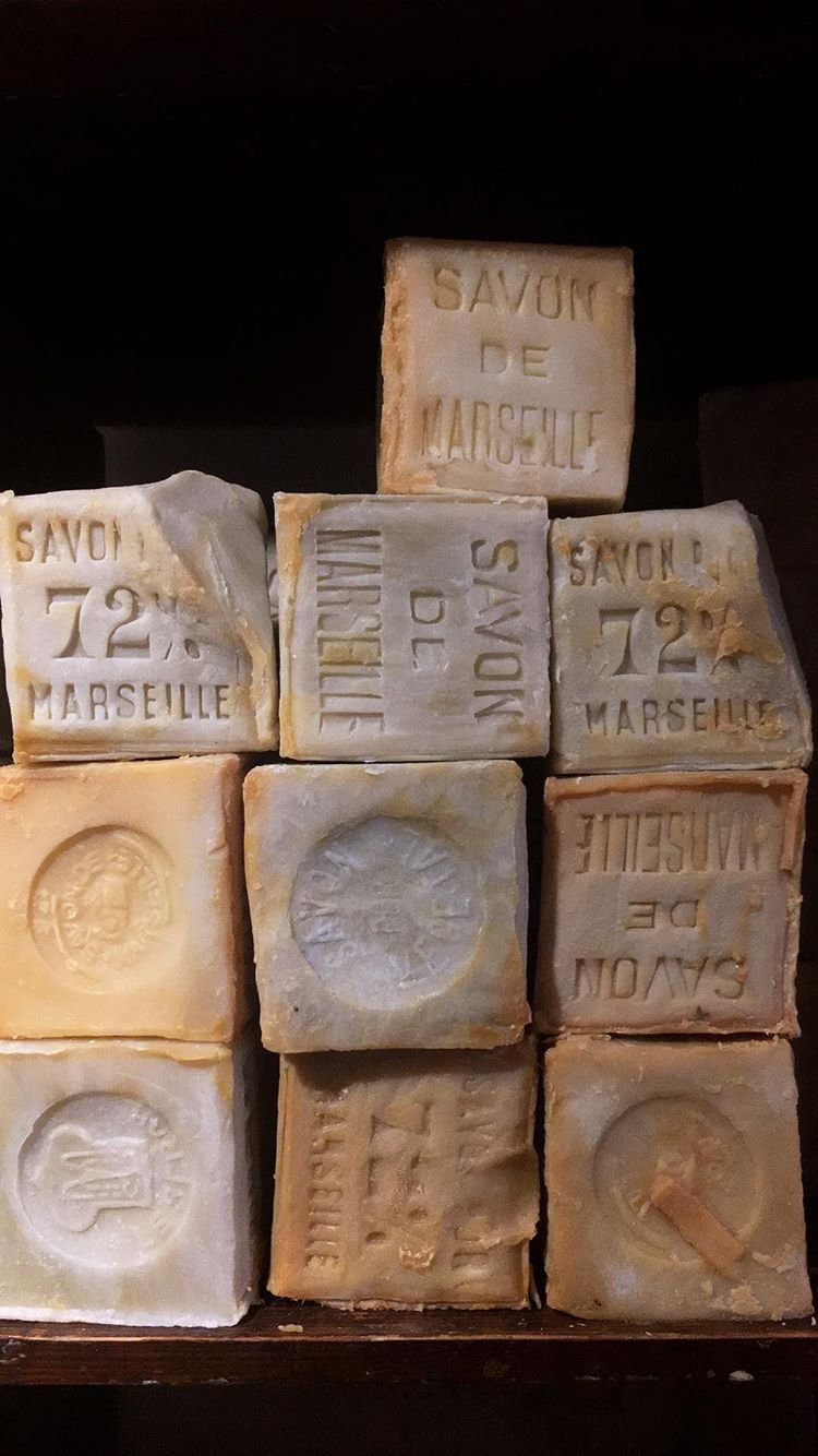 ilaria fatone a short history of Marseille soap
