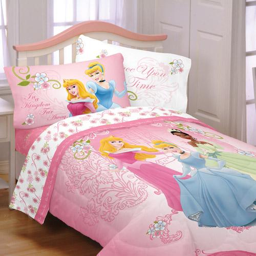 Habitaciones estilo princesa dormitorios con estilo for Habitaciones infantiles disney
