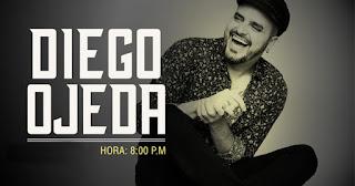 POS1 Concierto de Diego Ojeda en Bogotá