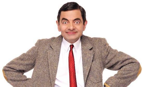 Seleksi Lawak Mr Bean
