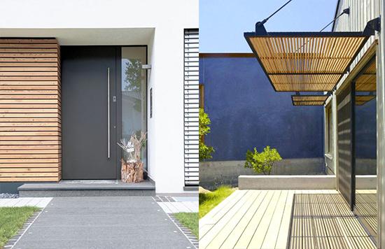 20 inspirasi desain teras minimalis