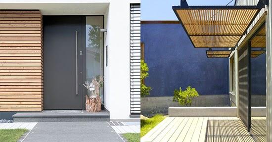 20 inspirasi desain teras minimalis modern  1000