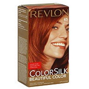 Thuốc nhuộm tóc Revlon ColorSilk mã màu 45 hàng Mỹ xách tay