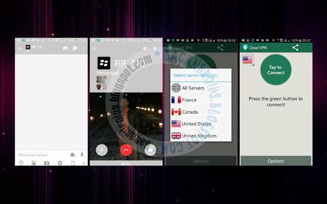 Tutorial Cara Mudah Mengaktifkan menjalankan menghiudpkan Video Call BBM Android Terbaru Versi 2.13.1.13
