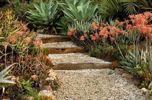 Garden Paths A Creative Decision