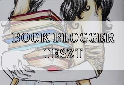 BOOK BLOGGER TESZT