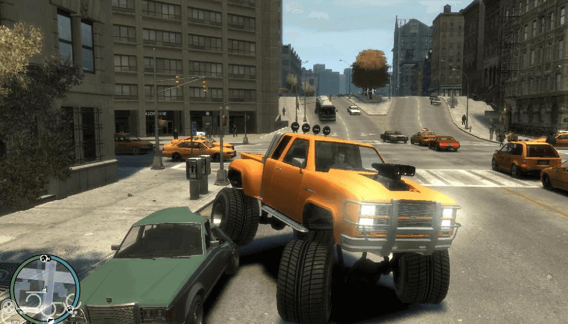 تحميل لعبة  grand theft auto iv
