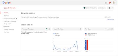google webmaster, submit url