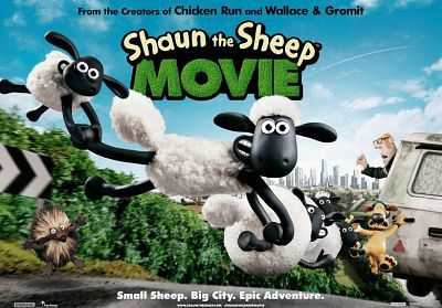 Shaun the Sheep Movie 2015 Hindi English Movie Download