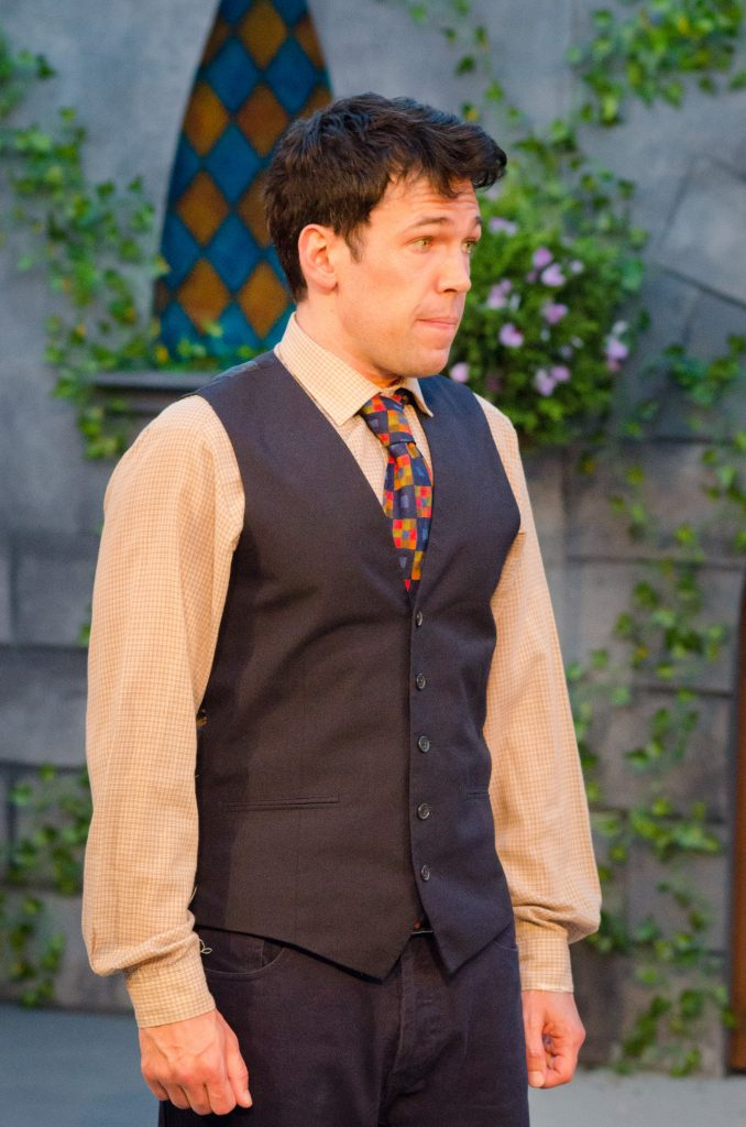 Vicar-of-Dibley-Cardiff-open-air-theatre-2017-hugo-horton-edward-kettle