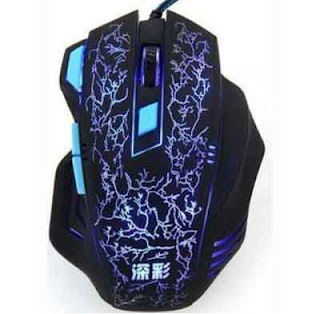 Ilife Gaming Mouse Gaming