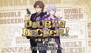 تقرير انمي Double Decker! Doug & Kirill (مزدوجة ديكر! دوغ وكيريل)