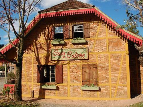 Casa do Colono - Gramado