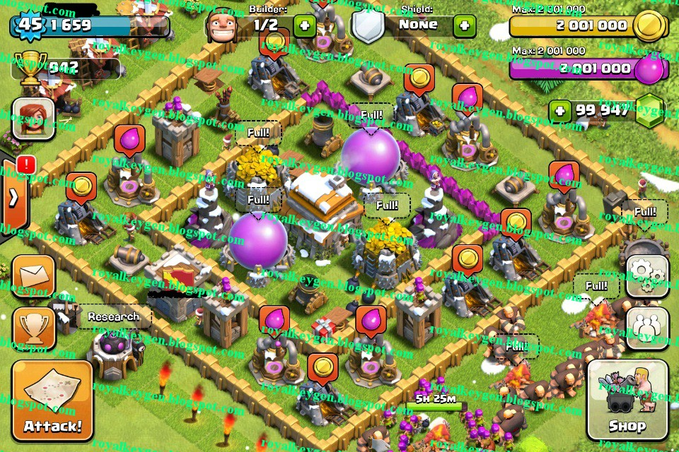 clash of clans hack version download play store - Apan Archeo Forum