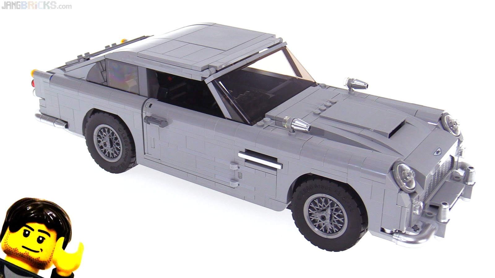 Lego Creator James Bond Aston Martin Db5 Review