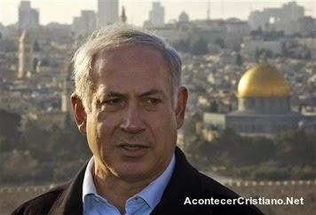 Netanyahu: hable sobre la división de Jerusalén