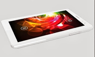 Lava launched another Connect series voice calling tablet Lava E-Tab Ivory