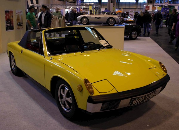 Legendary Cars: Porsche 914 (1969-1976