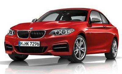 Harga BMW Seri 2