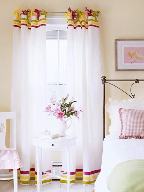 Modern Furniture: DIY Curtains and Shades 2013 Ideas