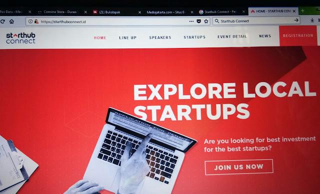 Buka Akses Pendanaan Startup, AMI Akan Gelar Starthub Connect
