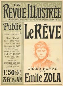 Il sogno - Poster originale vintage
