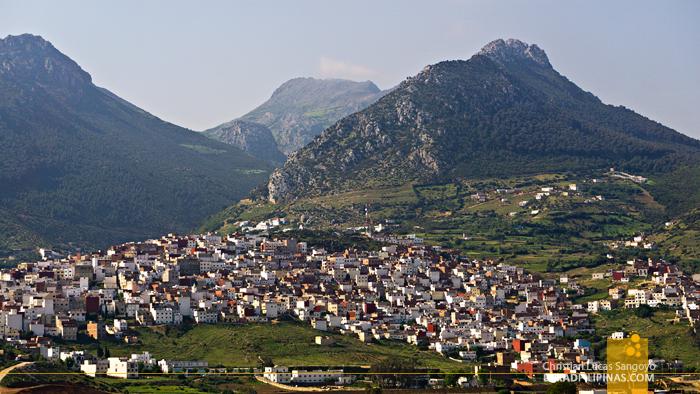 Tetouan View Morocco