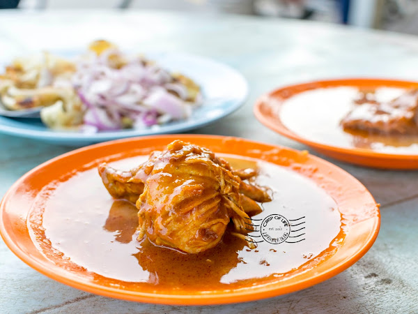 Roti Canai   Gemas Road Sabar Menanti @ Jalan Gemas, Georgetown, Penang