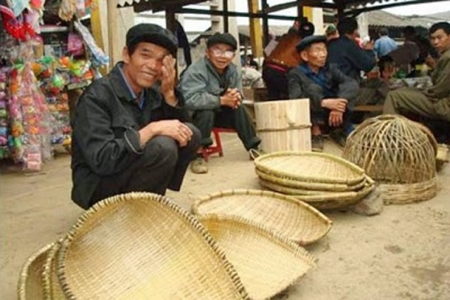 Wickerwork Traditional Village in Ha Giang 1