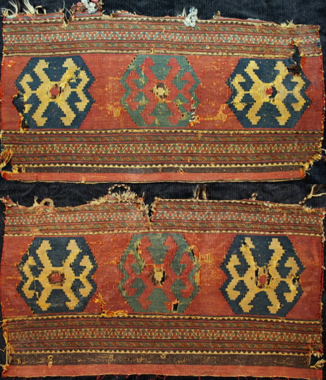 Anatolian Kilim Rugs, Antiques And Tribal Textiles: Old