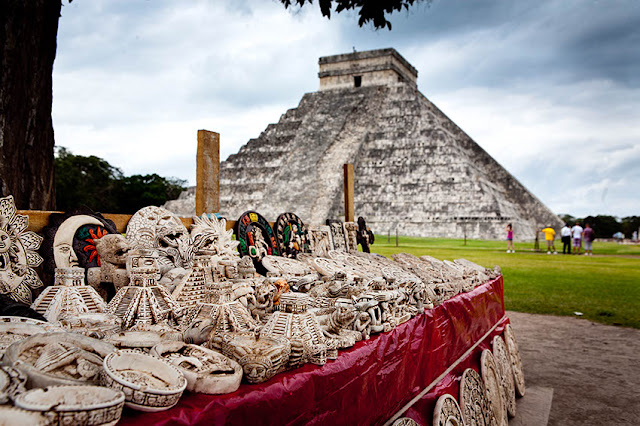 CHICHEN ITZA MEXICO FACT & HISTORY