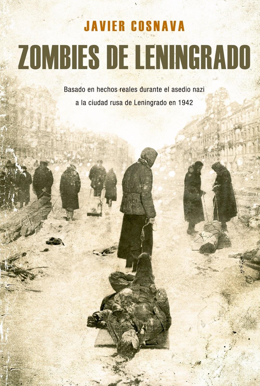 Autopsias Literarias del Dr. Motosierra  Reseña  ZOMBIES DE ... 2489b3a3c1c