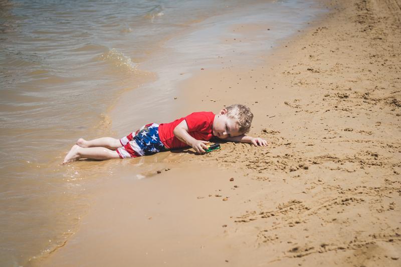 Flag Swimsuit
